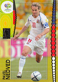 Trading Cards Of World Cup 2006 Japanesse Set