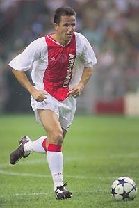 Tomáš Galásek - AFC Ajax
