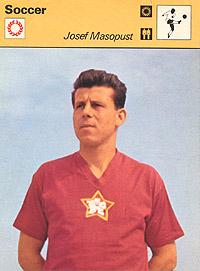 Josef Masopust (1962)22