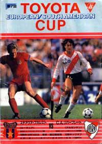 Intercontinental 1986: River Plate x Steaua  WCCF1986